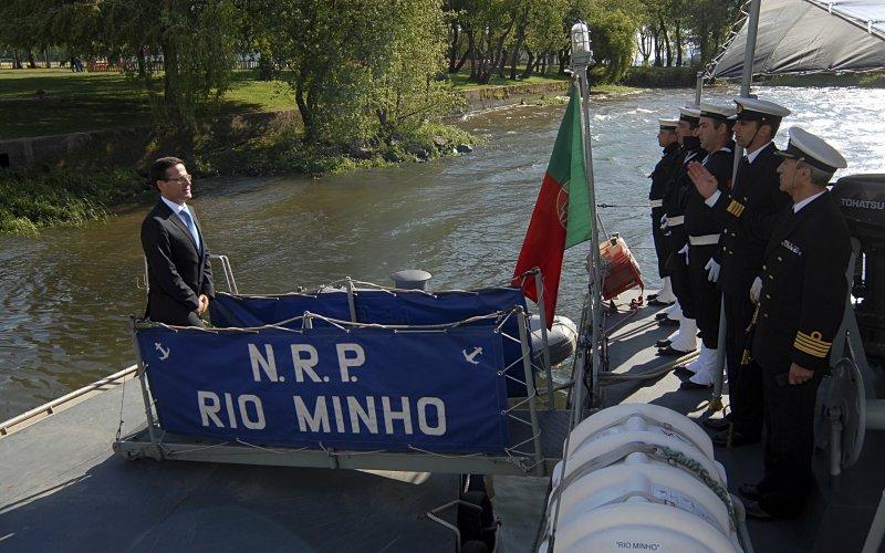 Rio Minho: suspensão da pesca do meixão ainda não está decidida - ministro