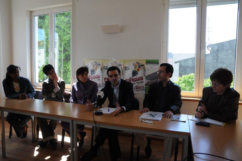 Grupo 'Gen Verde' anima missa de finalistas da UM