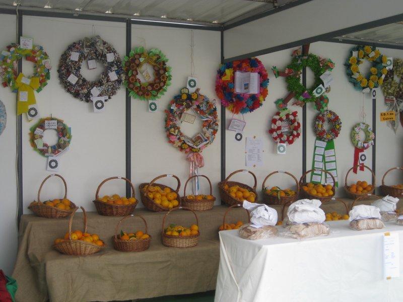 Amares: vinhos, mel, laranja promovidos na feira