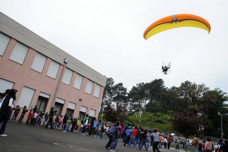 Festa da Primavera juntou 1500 alunos