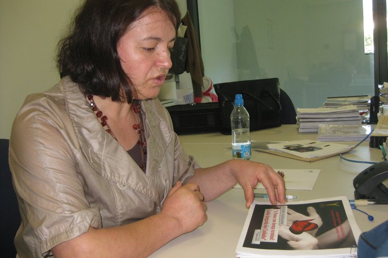 ISAVE sensibiliza alunos para a doença terminal