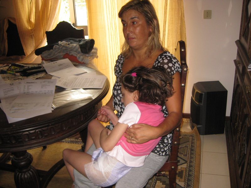 Frossos: Corte no RSI deixa mãe de deficiente angustiada