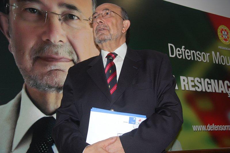 Defensor Moura: Corrupção é cancro  da democracia