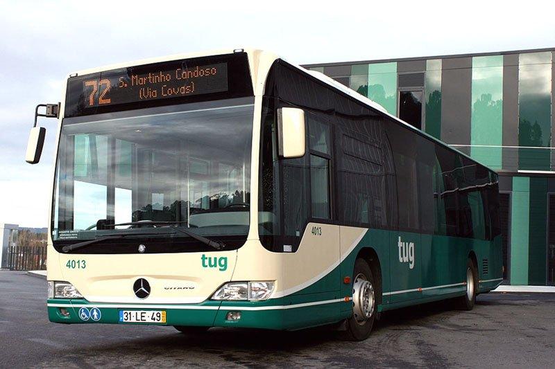 Redução Tarifária dos Transportes Públicos a partir de 1 de Junho em Guimarães