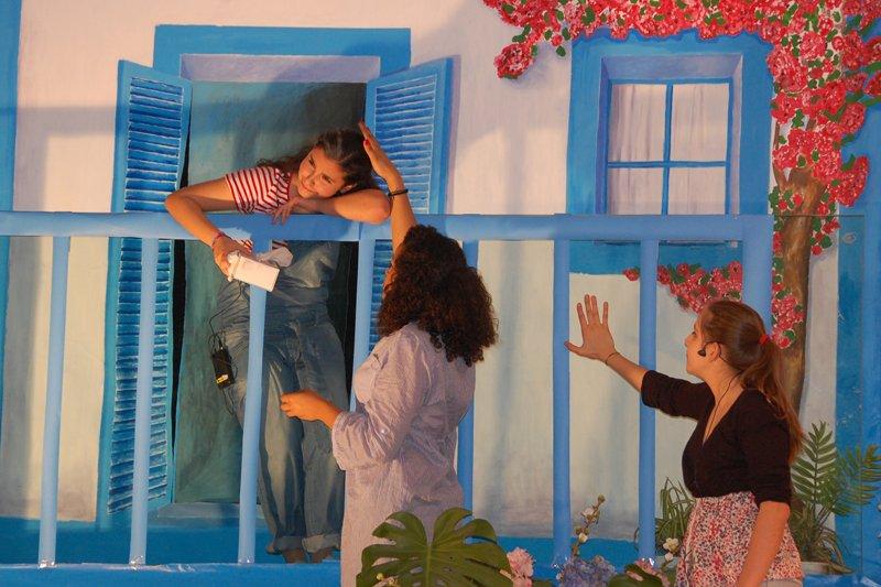 Musical Mamma Mia animou Colégio Luso Internacional