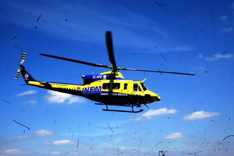 INEM assegura que levou uma hora a  socorrer piloto após queda de avião no Gerês