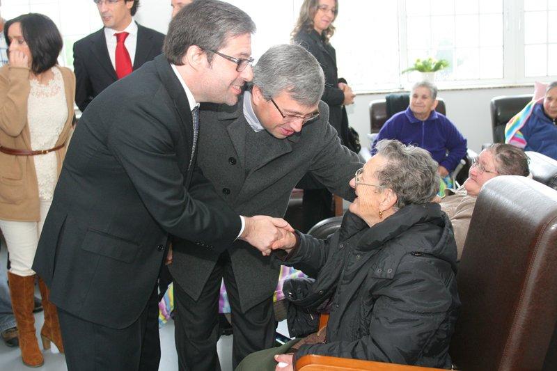 Fafe: Secretário de Estado visita instituições de solidariedade