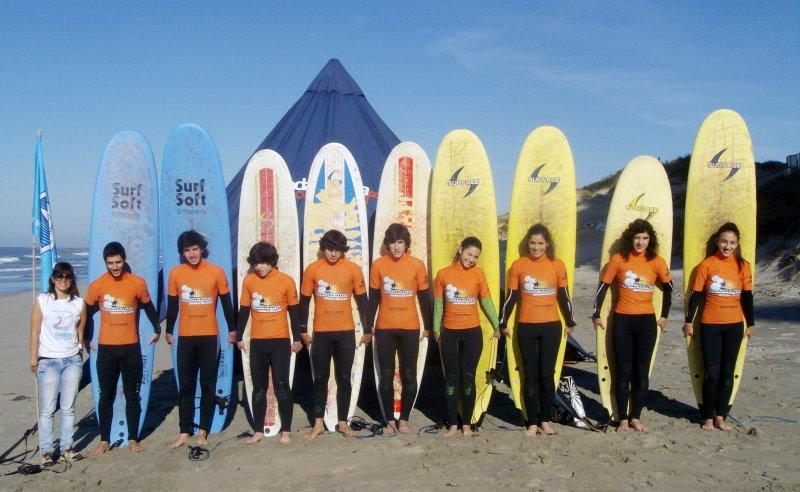 Escola Profissional de Esposende nas Iniciativas Oceânicas 2012