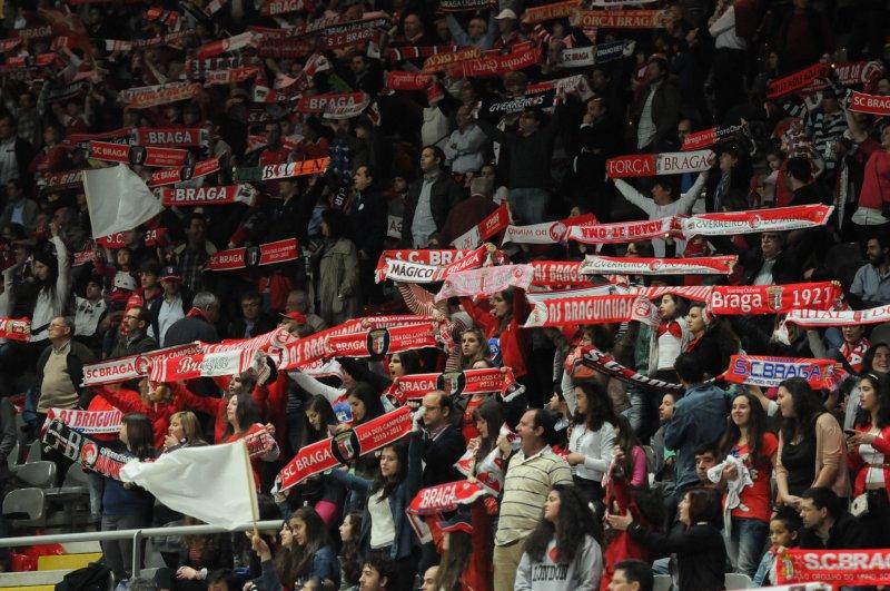 SC Braga exige protecção aos adeptos e entrada a horas no D.Afonso Henriques