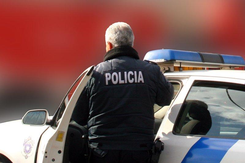PSP deteve suspeito de oito roubos na cidade