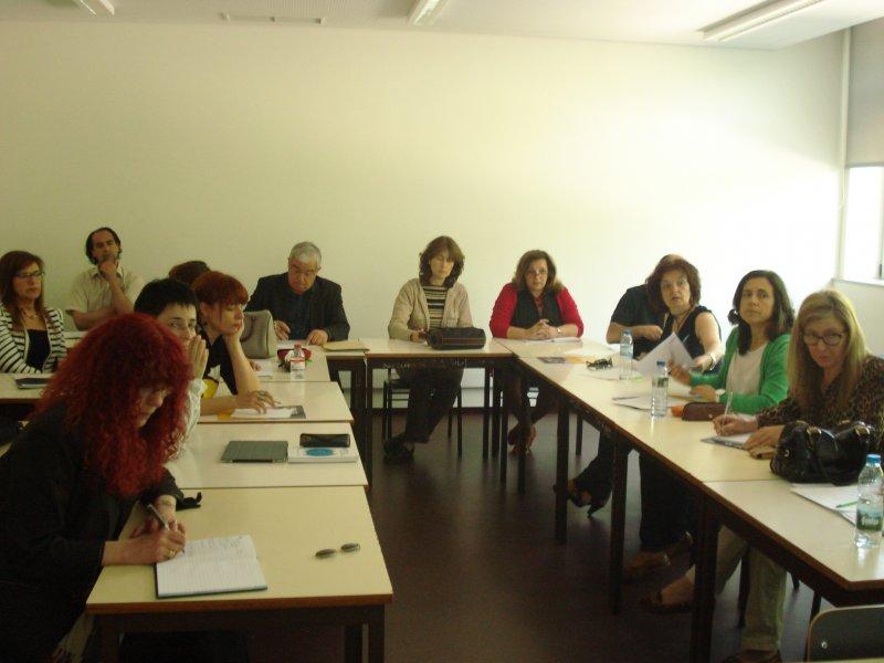 APEFP promoveu na Escola Secundária D. Sancho I ação de filosofia prática para professores de Filosofia