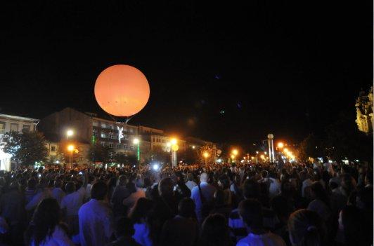 120 mil pessoas na Noite Branca em Braga