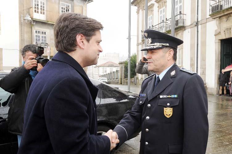 Braga: Polícias patrulham com bicicletas e 'segways'