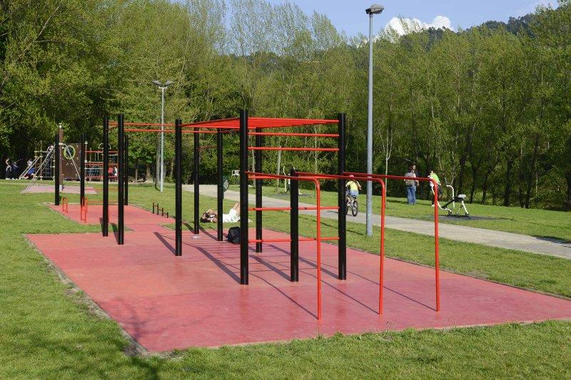 Parques de Street Workout abrem em Guimarães no âmbito do Orçamento Participativo