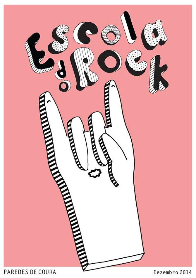 Paredes de Coura promove escola do rock que culmina com um álbum e um espectáculo