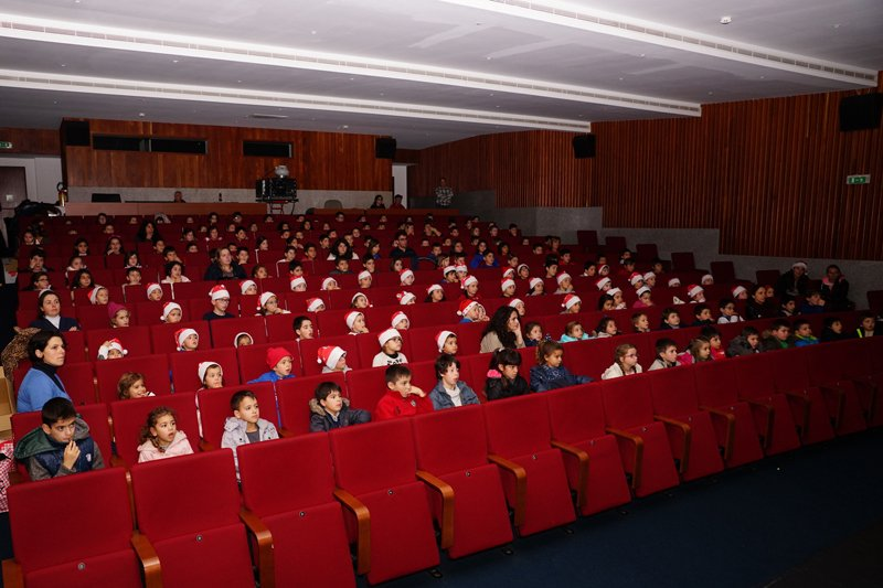 1e13797af Sarau Artístico reflecte balanço positivo do Programa Municipal de  Enriquecimento Curricular