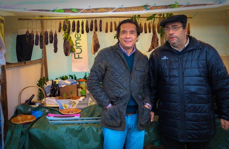 'Feira Gorda' ajuda a manter tradições do Entrudo