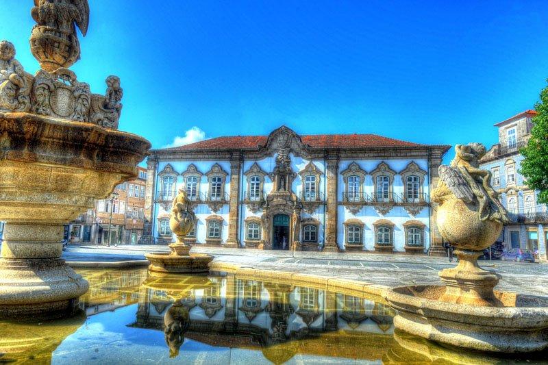 Câmara de Braga com maior orçamento e menos receitas de impostos