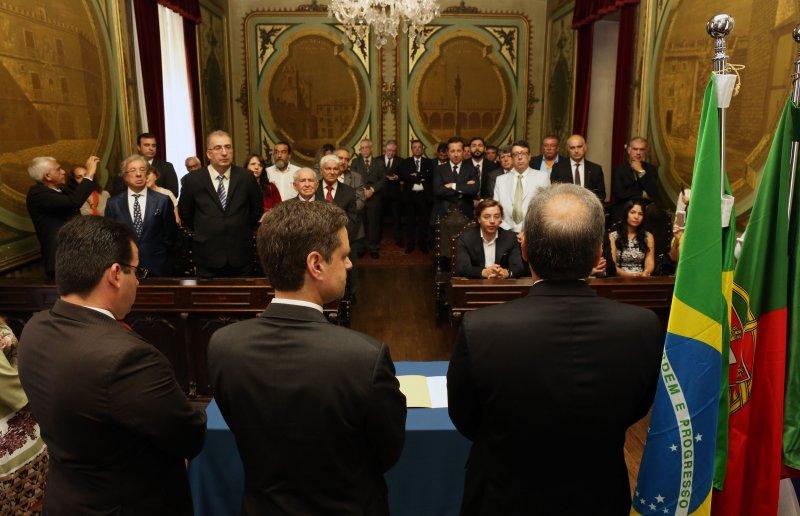 Braga e Manaus reforçam cooperação estratégica