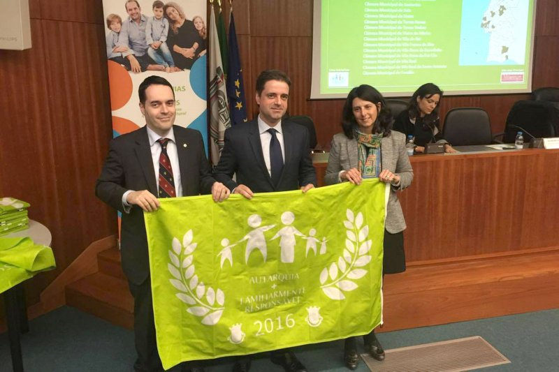 Braga eleita 'Autarquia + Familiarmente Responsável'