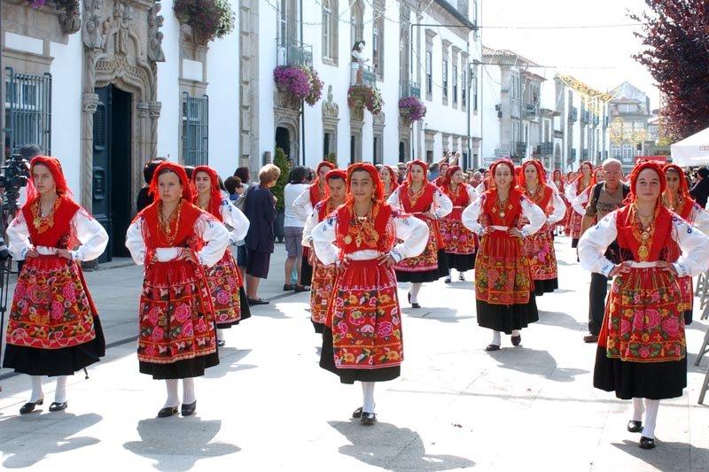 Desfile da Mordomia dá hoje início à Romaria d'Agonia em Viana do Castelo