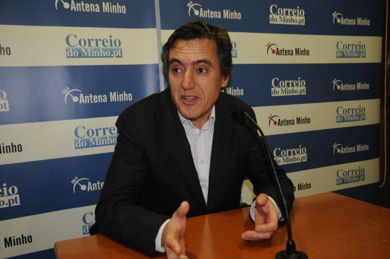 Vítor Paulo Pereira: 'Vão ser quatro anos muito exigentes'